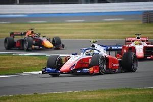 Robert Shwartzman, Prema Racing, Mick Schumacher, Prema Racing , Yuki Tsunoda, Carlin