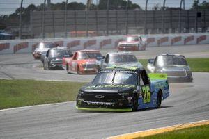 Tyler Ankrum, GMS Racing, Chevrolet Silverado Railblaza