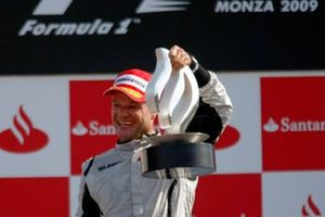 1. Rubens Barrichello, Brawn GP