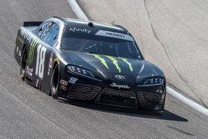 Riley Herbst, Joe Gibbs Racing, Monster Energy Toyota Supra