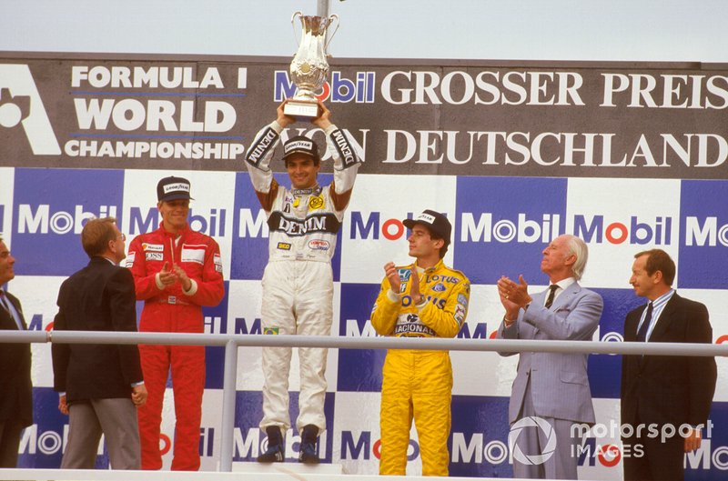 1987 German GP
