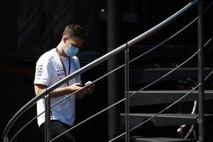 Stoffel Vandoorne, piloto de reserva de Mercedes-AMG Petronas F1