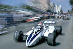 Nelson Piquet, Brabham BT49D Ford