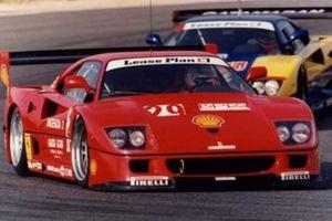 Luca Drudi, Ferrari F40