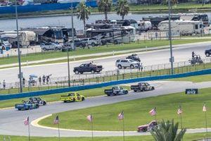 Sheldon Creed, GMS Racing, Chevrolet Silverado Chevy Accessories, Brett Moffitt, GMS Racing, Chevrolet Silverado CMR Roofing