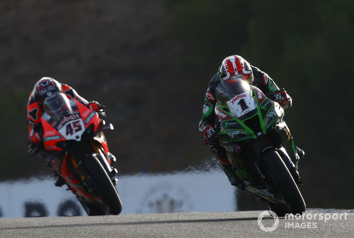 Jonathan Rea, Kawasaki Racing Team, Scott Redding, Aruba.it Racing Ducati