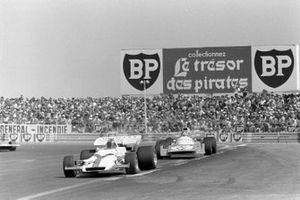 Pedro Rodriguez, BRM P160, Jean-Pierre Beltoise, Matra MS120B, GP di Francia del 1971