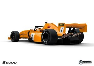 S5000 Heritage Series – Matich