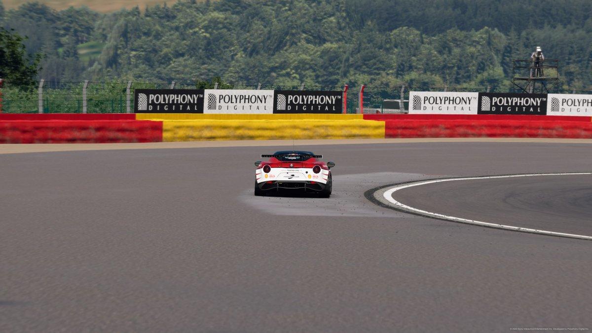 Tosfed Dijital Pist Şampiyonası, Gran Turismo Sport