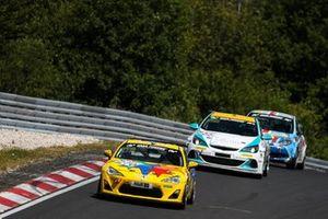 #270 Toyota GT86: 'Brody', Jacques Derenne, Olivier Muytjens, Tom Cloet