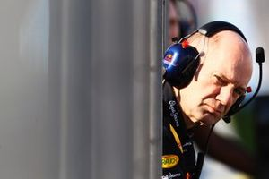 Adrian Newey, Red Bull Racing Chief Technical Director
