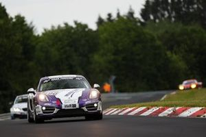#396 Porsche Cayman S: Christian Büllesbach, Andreas Schettler, Carlos Arimón Solivellas, Ulrich Korn