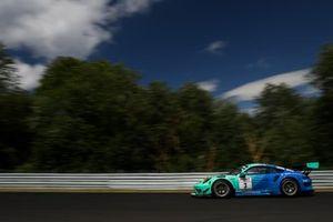 #3 Porsche 911 GT3 R: Christian Engelhart, Dennis Olsen