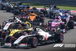 F1 2020 screenshot Hongarije