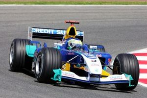 Джанкарло Физикелла, Sauber Petronas C23