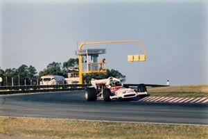 Reine Wisell, BRM P153, GP d'Argentina del 1972
