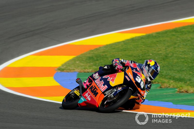 Luis Salom, KTM Ajo