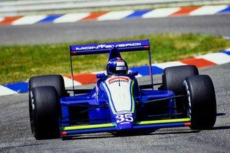 Gregor Foitek, Onyx ORE-2 Ford, al GP di Germania del 1990
