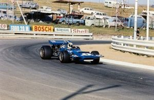 Jackie Stewart, March 701 Ford