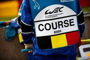 Sportwart am Circuit de Spa-Francorchamps