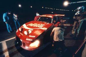 Bob Akin, Derek Bell, Craig Siebert, Porsche 935 Turbo