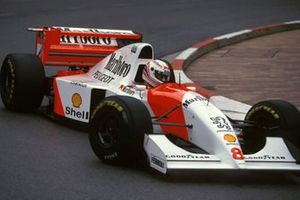 Martin Brundle, McLaren MP4/9