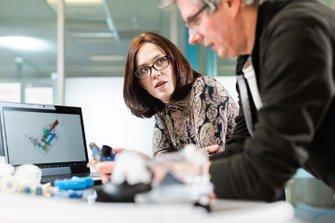El UCL, el UCLH y la Fórmula Uno desarrollan ayudas respiratorias que salvan vidas para el NHS