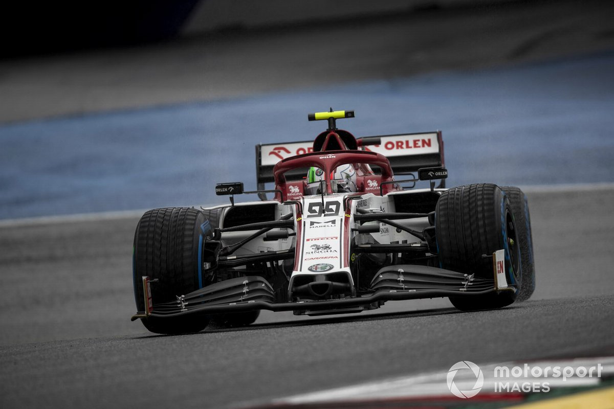 19 - Antonio Giovinazzi, Alfa Romeo Racing C39