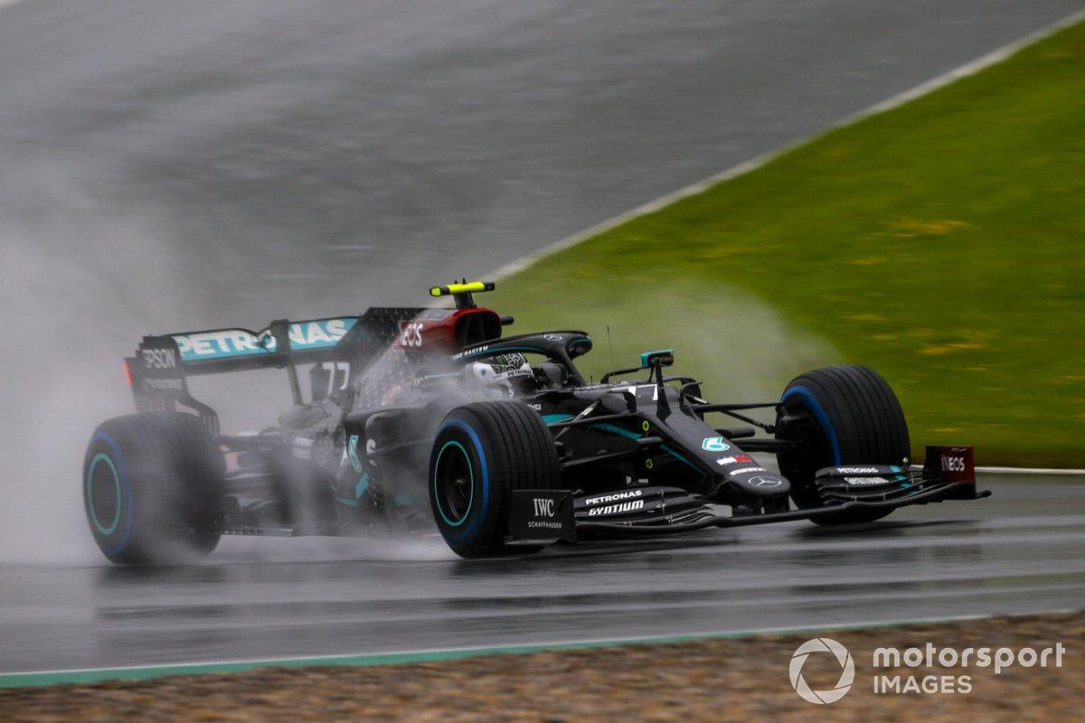 4-е место: Валттери Боттас (Mercedes) – 1:20.701