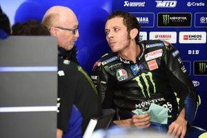 Valentino Rossi, Yamaha Factory Racing, mit Silvano Galbusera