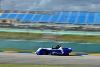 #42 MP4B Spec Racer Ford driven by William Hendrix