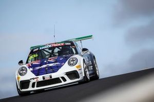 #43 Ashley Seward Motorsport Porsche 911 GT3 Cup: Danny Stutterd, Sam Fillmore, Richard Muscat