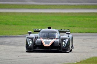 #57 FP1 Ginetta G57 driven by Danny Von Dongen & Adolpho Rossi of Ginetta USA