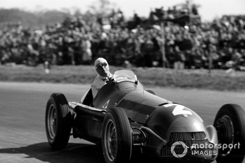 Giuseppe Farina, 1 ocasión ganador del GP de Italia
