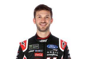 Daniel Suarez, Stewart-Haas Racing Ford