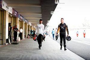 Andre Lotterer, DS TECHEETAH, DS E-Tense FE19, and Jean-Eric Vergne, DS TECHEETAH, DS E-Tense FE19