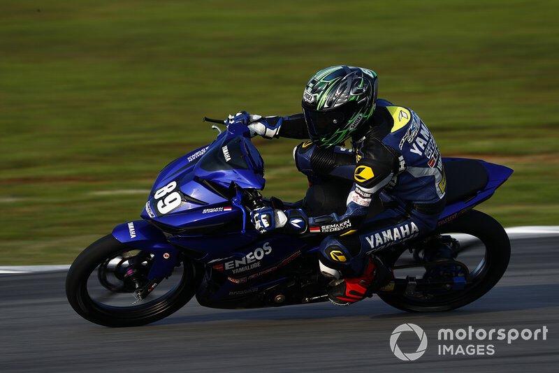 Wahyu Nugroho, Yamaha Racing Indonesia