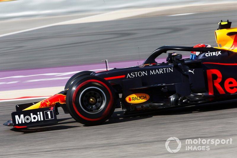 15 місце — П'єр Гаслі, Red Bull — 33