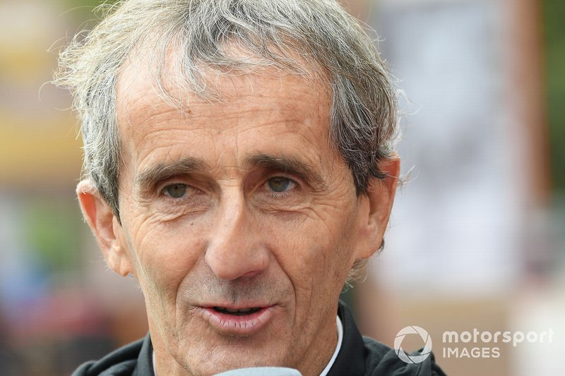 Alain Prost, consigliere speciale, Renault F1