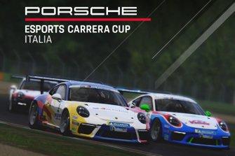 Porsche Esports Carrera Cup Italia 2019