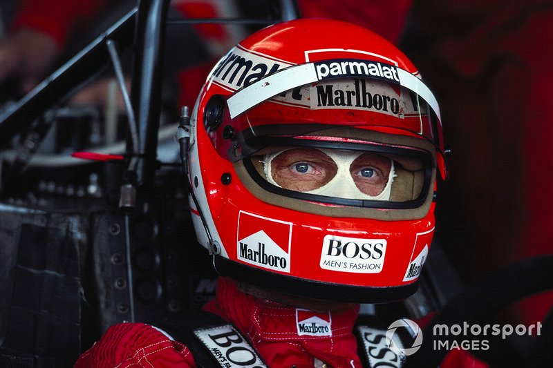 Niki Lauda, McLaren MP4/2 TAG
