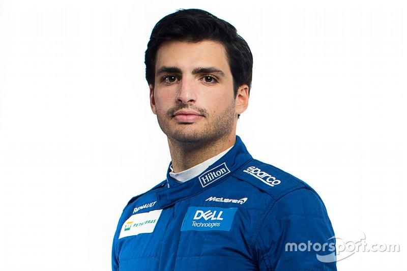 Carlos Sainz (confirmado para 2020)