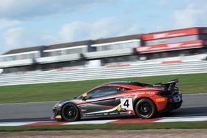 #4 Tolman Motorsport McLaren 570S GT4: James Dorlin, Josh Smith