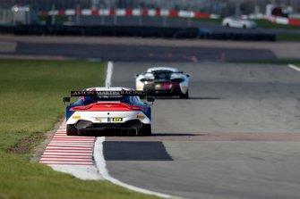 #99 Beechdean AMR Aston Martin Vantage GT3 2019: Andrew Howard, Marco Sørensen