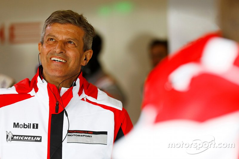 Fritz Enzinger, Vice Presidente Porsche Motorsport