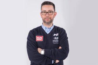 Gabriele Palmitesta, Team Manager, Hyundai BRC Team