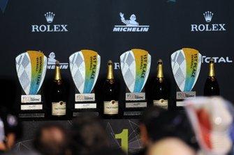 Pokale: 1.000 Meilen von Sebring der WEC 2018/19