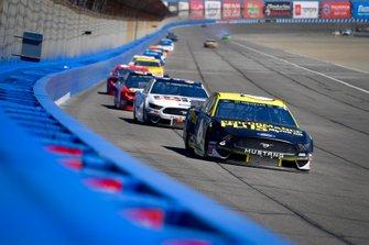 Ryan Newman, Roush Fenway Racing, Ford Mustang, David Ragan, Front Row Motorsports, Ford Mustang MDS Trucking