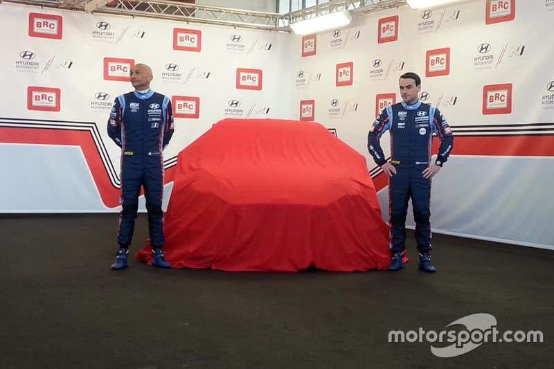 Gabriele Tarquini, Norbert Michelisz, BRC Racing Team Hyundai i30 N TCR