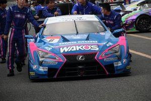 #6 Lexus Team LeMans Lexus LC500